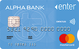 Alpha Bank Enter Mastercard