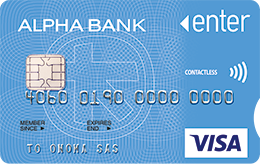 Alpha Bank Enter Visa